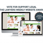 2017 Lawyers Weekly Legal Website Awards